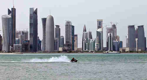 Qatari riyal under pressure as Saudi, UAE banks delay Qatar deals