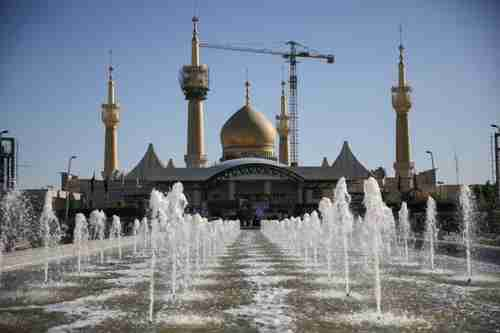 Grand Ayatollah Ruhollah Khomeini's mausoleum was one of the targets of Wednesday's terror attack