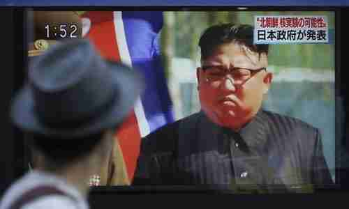 North Korean leader hits back at USA threat
