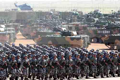 China military parade (China Daily)