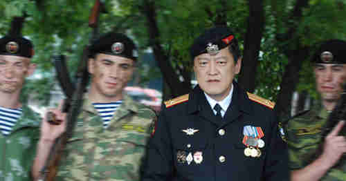 Sergei Borisovich Kim, Chief of Operations in Wagner Private Military Company (Inform Napalm)