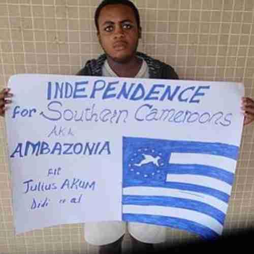 Cameroon Anglophone separatist