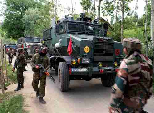 Indian army in Kashmir (PTI)