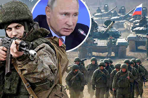 Putin and the Vostok-2018 war games