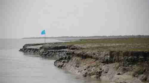 Bhasan Char island (Reuters)