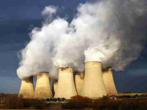 Chinese coal-fired power plant (Reuters)