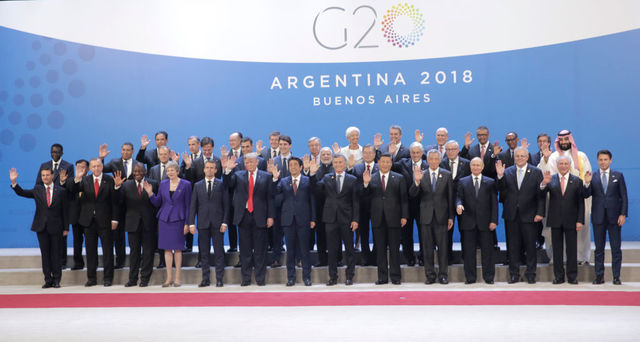 G-20 Group picture
